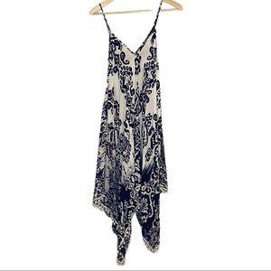 Japna beachwear asymmetrical dress